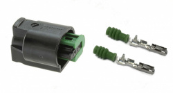 FBH Fuel Pump Connector with Pins DP40 DP41 DP42
