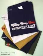 DEFENDER2.NET Children's T-Shirt