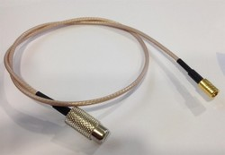 Nav Screen Cable - SMB to RCA (Phono) - FAKRA compatible
