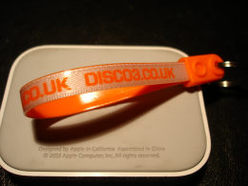 DISCO3.CO.UK Keyring